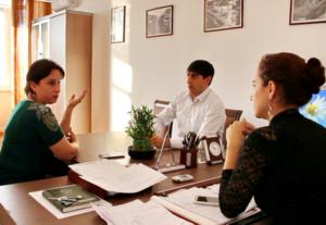 #Завершается подбор персонала в МФЦ Карабудахкентского района2