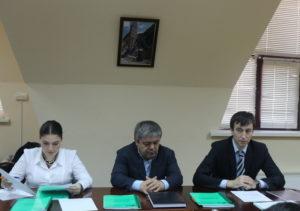 #Заседание Наблюдательного совета ГАУ РД «МФЦ в РД»3