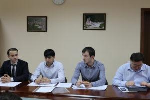 #Заседание Наблюдательного совета ГАУ РД «МФЦ в РД»9
