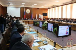 #Конференция Министерства связи и телекоммуникаций Республики Дагестан и ОАО «Ростелеком».1