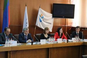 #Конференция Министерства связи и телекоммуникаций Республики Дагестан и ОАО «Ростелеком».4