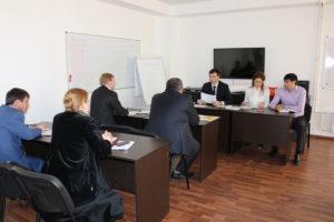 #Встреча с руководителями филиалов ГАУ РД «МФЦ в РД»8