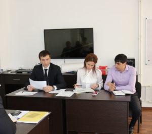 #Встреча с руководителями филиалов ГАУ РД «МФЦ в РД»2