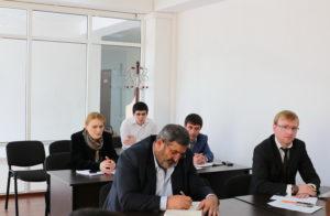 #Встреча с руководителями филиалов ГАУ РД «МФЦ в РД»1