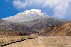 #Восхождение на гору Ярыдаг в Докузпаринском районе совершает группа московских альпинистов Ярыдаг.1