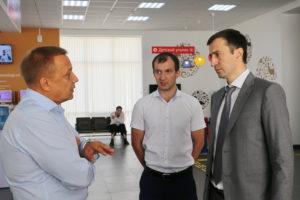 #Сбербанк и МФЦ Дагестана расширяют сотрудничество8