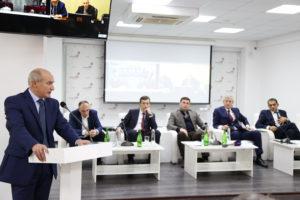 #В Республиканском МФЦ прошла конференция, посвященная проведению выездной сессии Корпорации МСП в Дагестане7