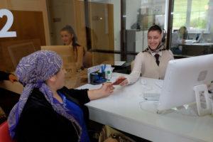 #Общественный контроль оценил  качество оказания госуслуг в МФЦ Дагестана3