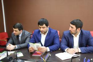 #МФЦ Дагестана заключил соглашение с «Дагипотекой».8