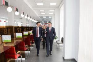 #Делегация республики Татарстан побывала с визитом в МФЦ Дагестана.3