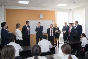#Делегация республики Татарстан побывала с визитом в МФЦ Дагестана.6