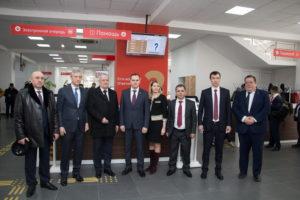 #Делегация республики Татарстан побывала с визитом в МФЦ Дагестана.7