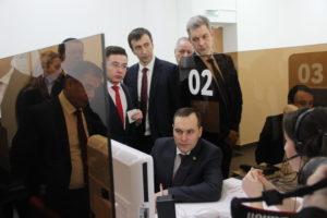 #Делегация республики Татарстан побывала с визитом в МФЦ Дагестана.4