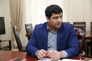 #В министерстве сельского хозяйства республики обсудили вопросы организации предоставления государственных услуг на площадках МФЦ Дагестана.1
