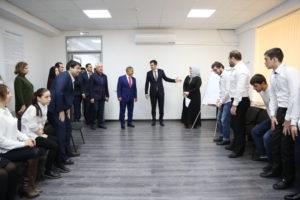 #Президент Татарстана Рустам Минниханов посетил МФЦ  Дагестана4