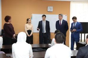#Республиканский МФЦ снова встретил гостей из Татарстана8