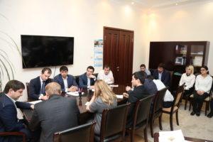 #Вопросы взаимодействия с МФЦ обсудили на совместном совещании в Управлении Росреестра по Республике Дагестан6