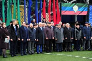 #Врио Главы Дагестана Владимир Васильев принял участие во флешмобе6