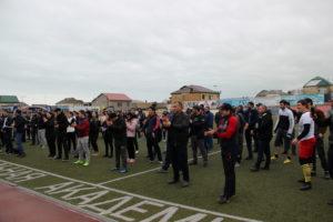 #В Дербенте прошли зональные соревнования спартакиады работников МФЦ9