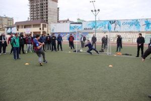 #В Дербенте прошли зональные соревнования спартакиады работников МФЦ2