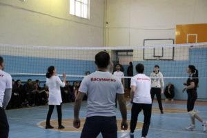 #В Дербенте прошли зональные соревнования спартакиады работников МФЦ5