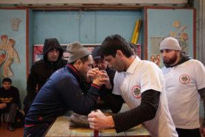 #В Дагестане стартовала спартакиада сотрудников МФЦ8