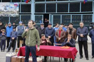 #В Дагестане стартовала спартакиада сотрудников МФЦ7