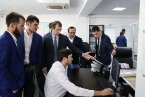 #Делегация из Чеченской Республики ознакомилась с опытом организации предоставления услуг в МФЦ Дагестана3