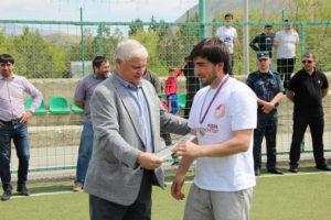 #В Ботлихе прошла завершающая стадия зональных соревнований спартакиады с участием представителей горного территориального округа Дагестана1
