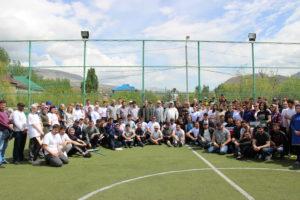 #В Ботлихе прошла завершающая стадия зональных соревнований спартакиады с участием представителей горного территориального округа Дагестана2