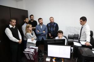 #В  МФЦ Дагестана для обмена опытом в сфере оказания госуслуг прибыли  представители  многофункциональных центров города Москвы5
