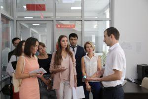 #Делегация из Татарстана в рамках сотрудничества между регионами посетила Республиканский МФЦ2