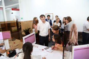#Делегация из Татарстана в рамках сотрудничества между регионами посетила Республиканский МФЦ6