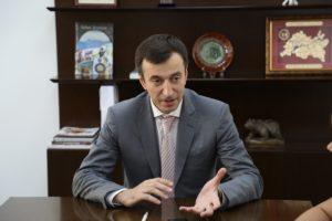 #Делегация из Татарстана в рамках сотрудничества между регионами посетила Республиканский МФЦ1