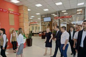 #Делегация МФЦ Дагестана прибыла с рабочим визитом в Татарстан7