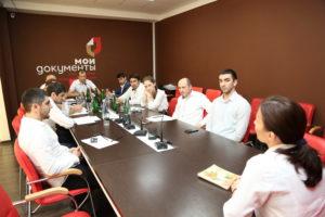 #В Дагестане выбрали лучшего универсального специалиста МФЦ9