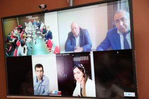#Вопросы перехода на цифровое вещание обсудили в конференц-зале Республиканского МФЦ4