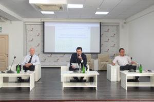 #В Республиканском МФЦ прошло совещание с участием рабочих групп, ответственных за реализацию проекта «Бережливое производство» в Дагестане9