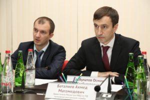 #Прошло рабочее совещание между Республиканским МФЦ и МВД Дагестана8