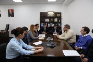 #Директор Республиканского МФЦ Осман Хасбулатов провел встречу с представителями ВУЗов и ССУЗов республики9