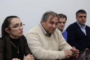 #Директор Республиканского МФЦ Осман Хасбулатов провел встречу с представителями ВУЗов и ССУЗов республики4