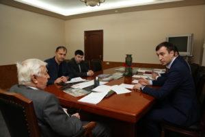 #23 декабря состоялось заседание Наблюдательного совета ГАУ РД «МФЦ в РД»9