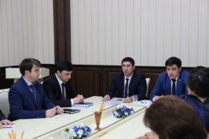 #Выездное совещание рабочей группы мобильного проектного офиса в Южном территориальном округе Республики Дагестан1