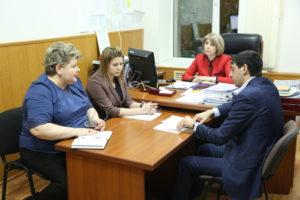 #Вопросы взаимодействия обсудили на рабочей встрече МФЦ и министерства образования и науки РД6