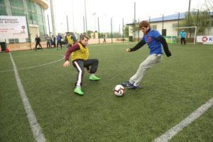 #На спортивных полях «Анжи-арены» прошел футбольный турнир  среди  сотрудников  филиалов МФЦ6