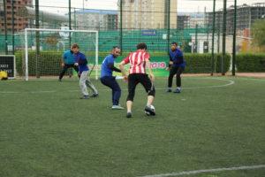 #На спортивных полях «Анжи-арены» прошел футбольный турнир  среди  сотрудников  филиалов МФЦ2
