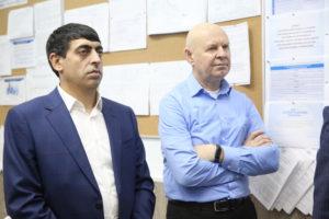 #Реализацию совместного проекта МФЦ и Минобрнауки РД обсудили в республиканском проектном офисе4