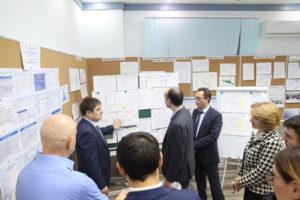 #Реализацию совместного проекта МФЦ и Минобрнауки РД обсудили в республиканском проектном офисе9