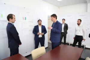 #Делегация Росатома посетила МФЦ Дагестана9