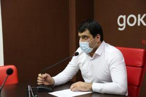 #В МФЦ Дагестана прошел обучающий семинар с участием консультанта отдела лицензирования  Министерства здравоохранения РД Мусы Абдулаева6